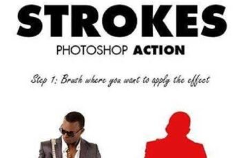 1702252 Strokes Photoshop Action 9150822 6