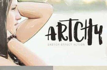 1702291 Artchy - Sketch Effect Action 969238 4