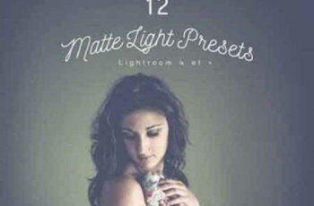 1702314 Pack 12 Lightroom Presets Matte 1167436 3