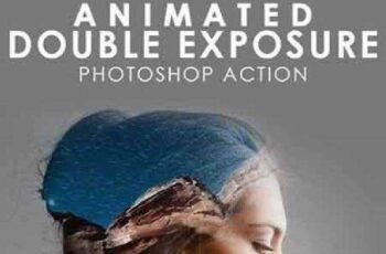 1702321 Animated Double Exposure Photoshop Action 19274956 3