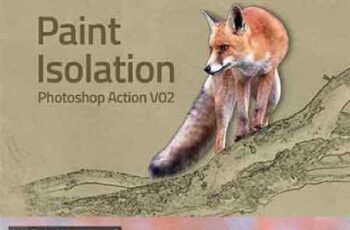 1702344 Paint Isolation Effect V02 1192188 4