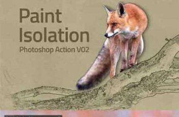 1702344 Paint Isolation Effect V02 1192188 7