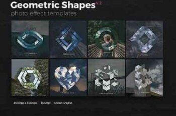 1702360 Geometric Shapes Photo Templates v2 1198411 3