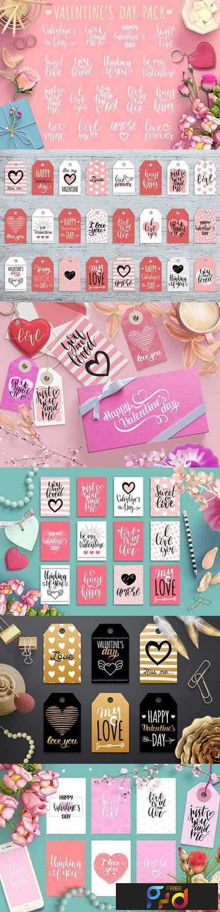 FreePsdVn.com_1702366_PRINT TEMPLATE_valentine_day_lettering_and_cards_1189564