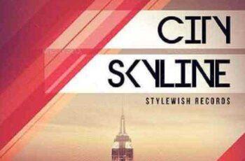 1702369 City Skyline CD Cover Artwork 17569265 2