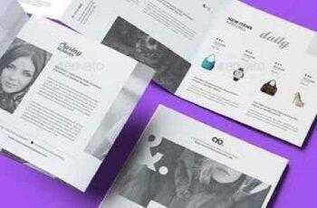 1702372 Fashion - Square Tri-Fold Brochure 19324703 7