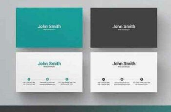 1702386 Clean Business Card 984245 3