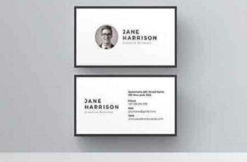 1702389 Minimal Business Card 984402 2