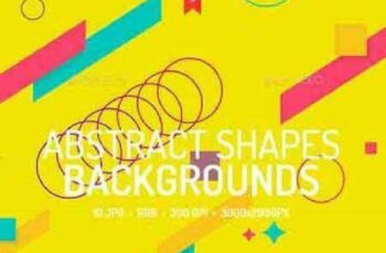 1702411 Abstract Shapes Backgrounds 19388379 3