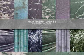 1702416 Northern Lights Silver Foil Marbles 1153845 3