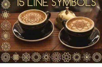 1702419 15 Line graphic symbols 1152708 3