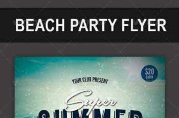 1702469 Super Summer Party Flyer 8596676 14