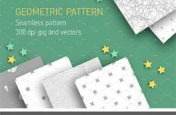 1702486 Geometric Seamless Patterns 1188228 7