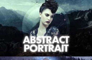 1702533 Abstract Portrait Photoshop Action 870288 5