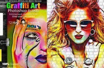 1702548 Graffiti Art Action 19128319 5