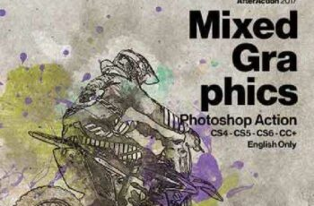 1702552 Mixed Graphics Photoshop Action 19290902 4