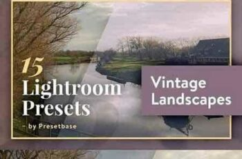 1703002 Vintage Landscapes Lightroom Presets 646122 6