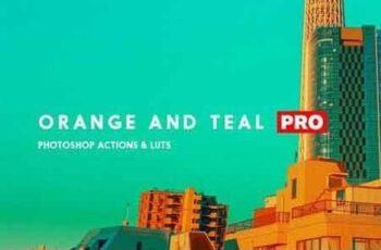 1703018 16 Orange and Teal Looks 2