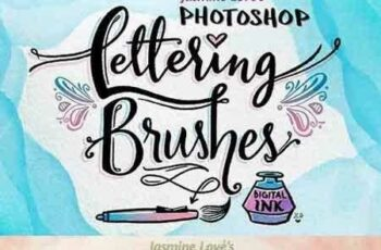 1703059 Digital-Ink Lettering Brushes 1290769 6