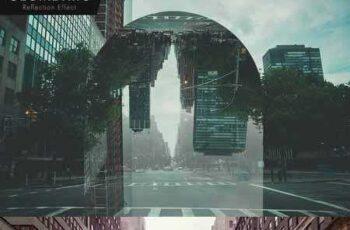 1703068 Geometric Reflection Effect 269870 4