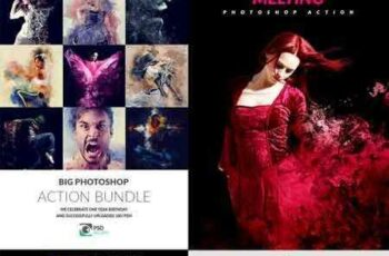 1703154 Big Photoshop Action Bundle 19618467 6