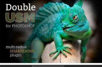 1703165 DoubleUSM 2 for Photoshop 1299187 5