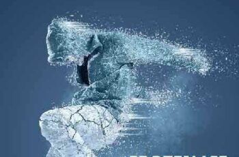 1703170 Frozen Ice Gif Animated Photoshop Action 19432116 4