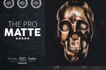 1703195 The PRO MATTE 80 Photoshop Actions 1078268 5