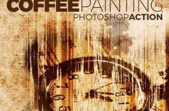1703224 Coffee Painting Action 15171888 5