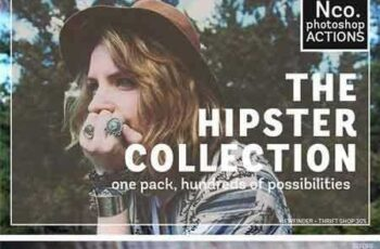 1703268 The Hipster Collection Actions 1420182 7
