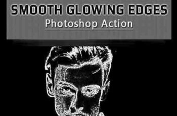 1703278 Smooth Glowing Edges Photoshop Action 19806115 3