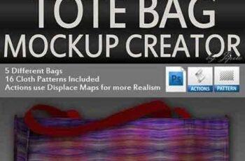 1703279 Tote Bag Mockup Creator 19810343 6