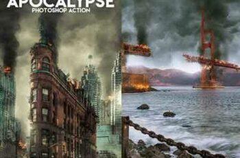 1703312 Apocalypse Photoshop Action 20111638 2