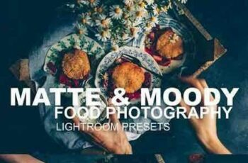 1703332 Matte & Moody Food Lightroom Presets 1495435 6