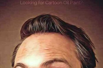 1703336 Cartoon Oil Paint 19587810 2
