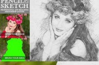 1704036 Pencil Sketch Photoshop Action 1586244 4