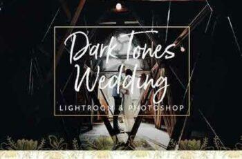 1704043 Dark Film Tones Wedding Presets 1310290 2