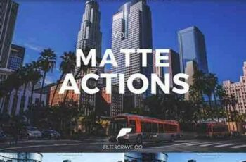 1704045 Matte Photoshop Actions I 1611562