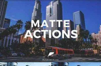 1704045 Matte Photoshop Actions I 1611562 2