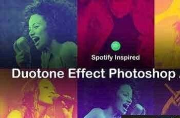 1704067 Duotone Effect Photoshop Action 1605387 3