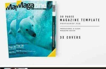 1704075 Magazine Template 39 1642888 5