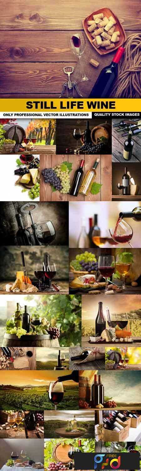 FreePsdVn.com_1704124_VECTOR_still_life_wine
