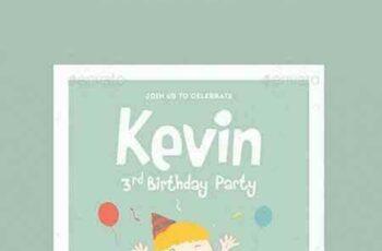 1704145 Happy Birthday invitation 13738922 6
