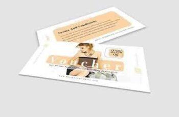 1704149 Fashion Gift Voucher Template 2