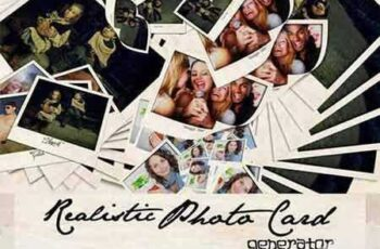 1704168 Realistic Photo Card Generator 1667407 3