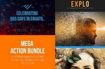 1704169 Mega Action Bundle - Walllow 20278309