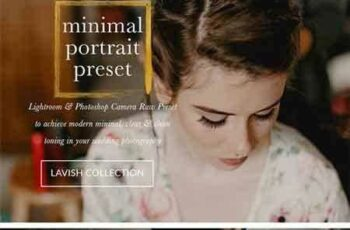 1704172 Minimal Portrait & Stills Presets 1527700 3