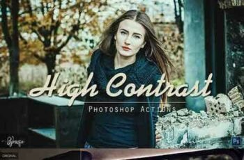 1704209 50 High Contrast Photoshop Actions 496735 6