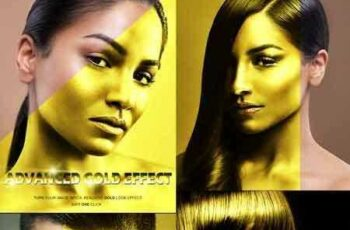 1704217 Advanced Gold Effect 16503797 3