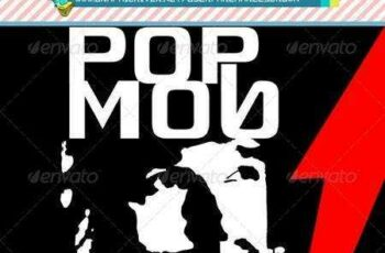 1704228 Mob Pop Posterization Action 7518392 7